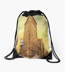 Rush Hour Drawstring Bag