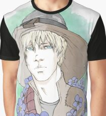 Forget-Me-Not Graphic T-Shirt