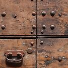 Old Door In Rome by fg-ottico
