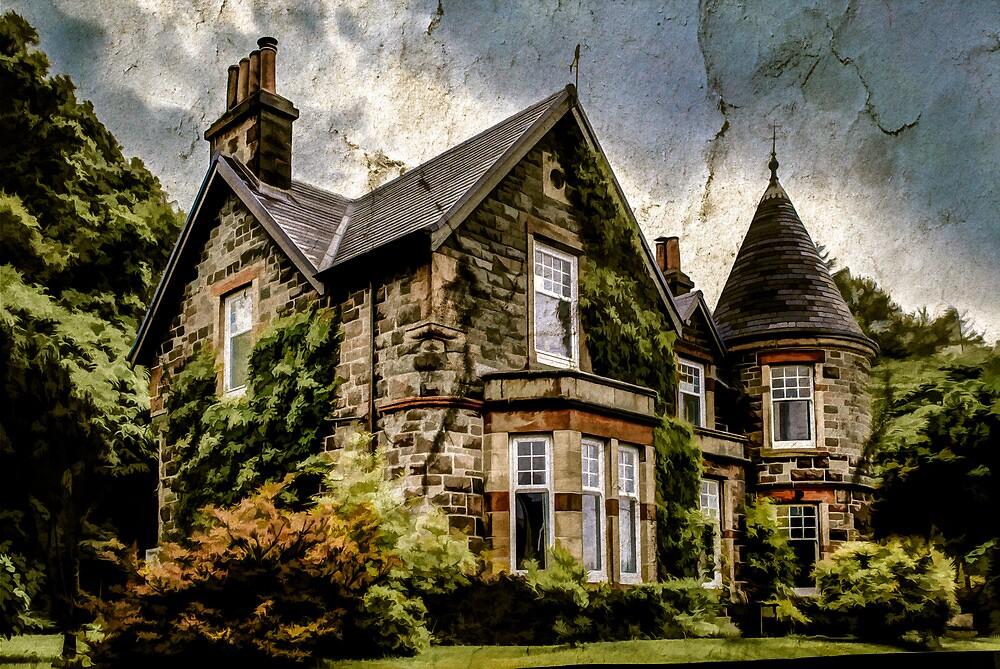 Scottish Cottage by wulfman65