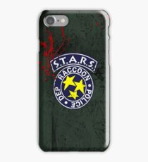 S.T.A.R.S. iPhone Case/Skin