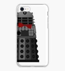 Dalektable (with Bow-tie) iPhone Case/Skin