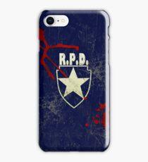 R.P.D. iPhone Case/Skin