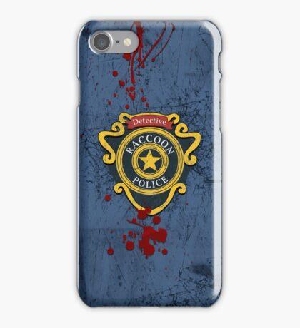 R.P.D. 2 iPhone Case/Skin