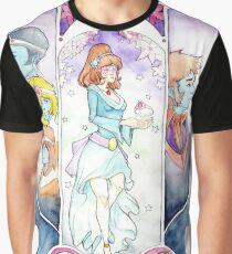 Interstella Nouveau Graphic T-Shirt