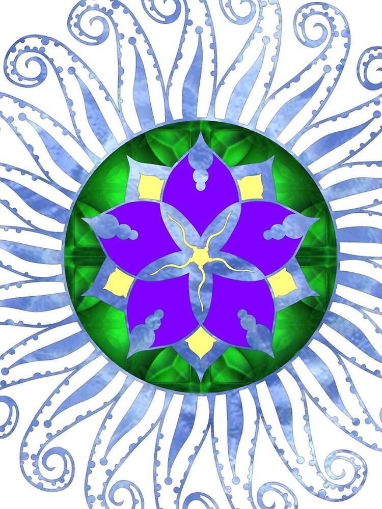 Mandala by HippyMotors