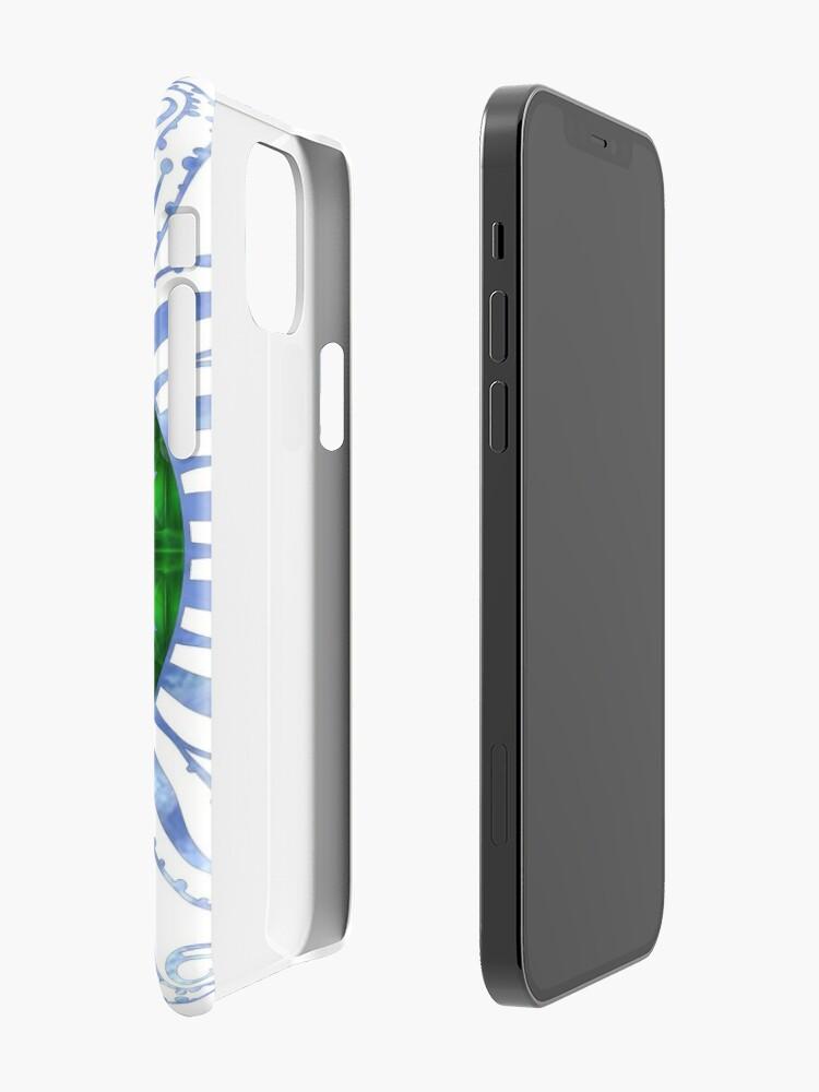 Alternate view of Mandala iPhone Case & Cover