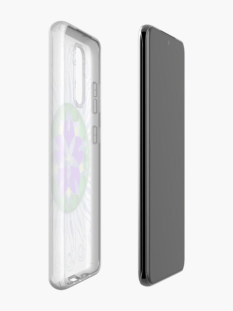 Alternate view of Mandala Case & Skin for Samsung Galaxy