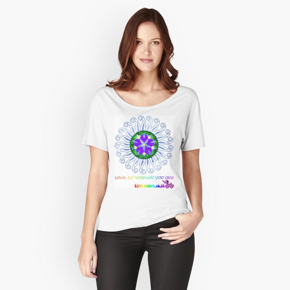 Mandala Relaxed Fit T-Shirt