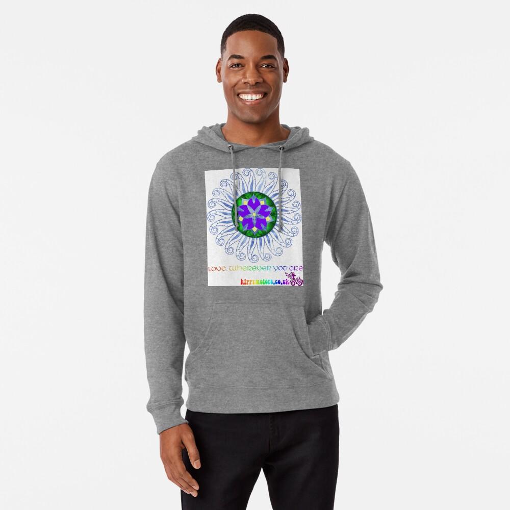 Mandala Lightweight Hoodie
