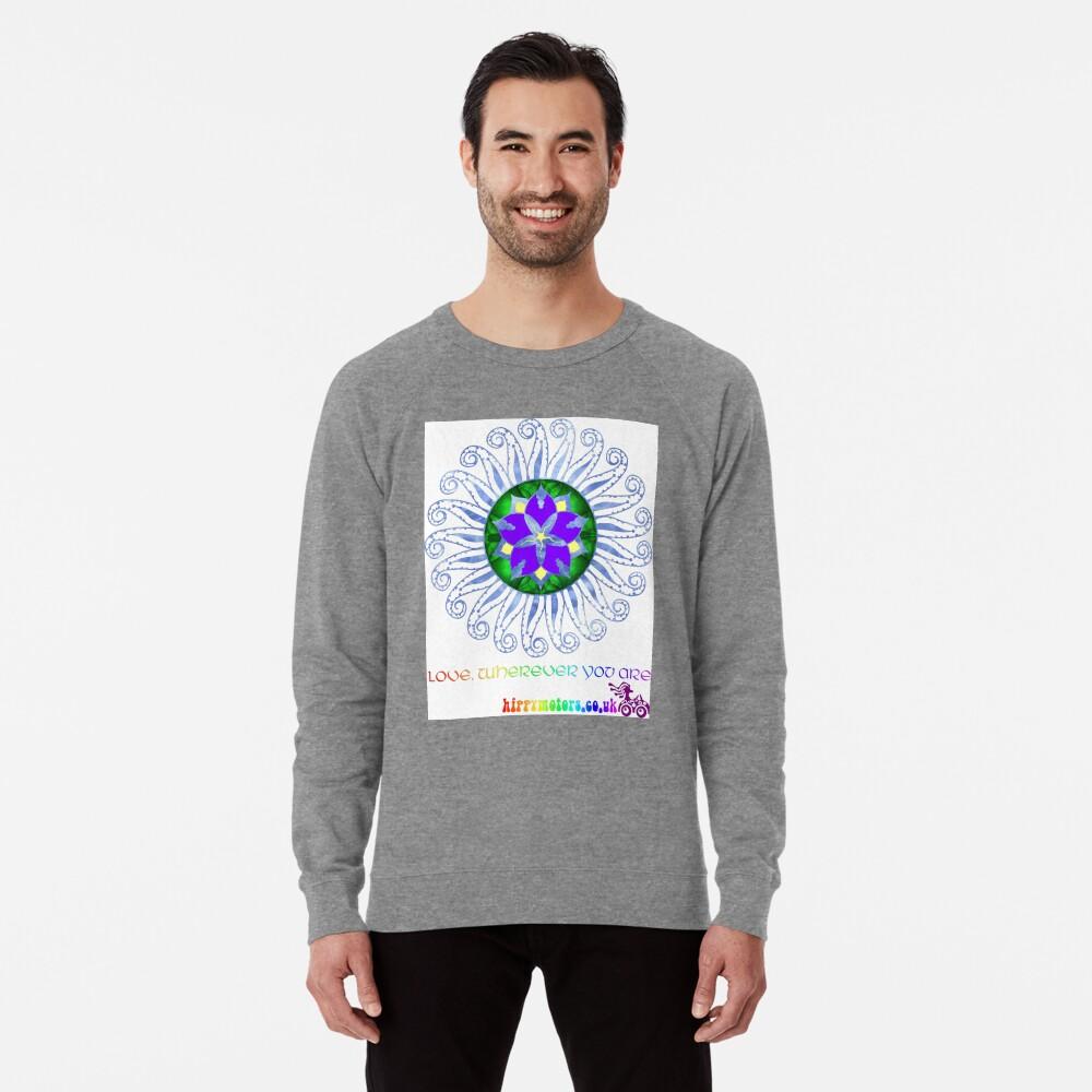 Mandala Lightweight Sweatshirt