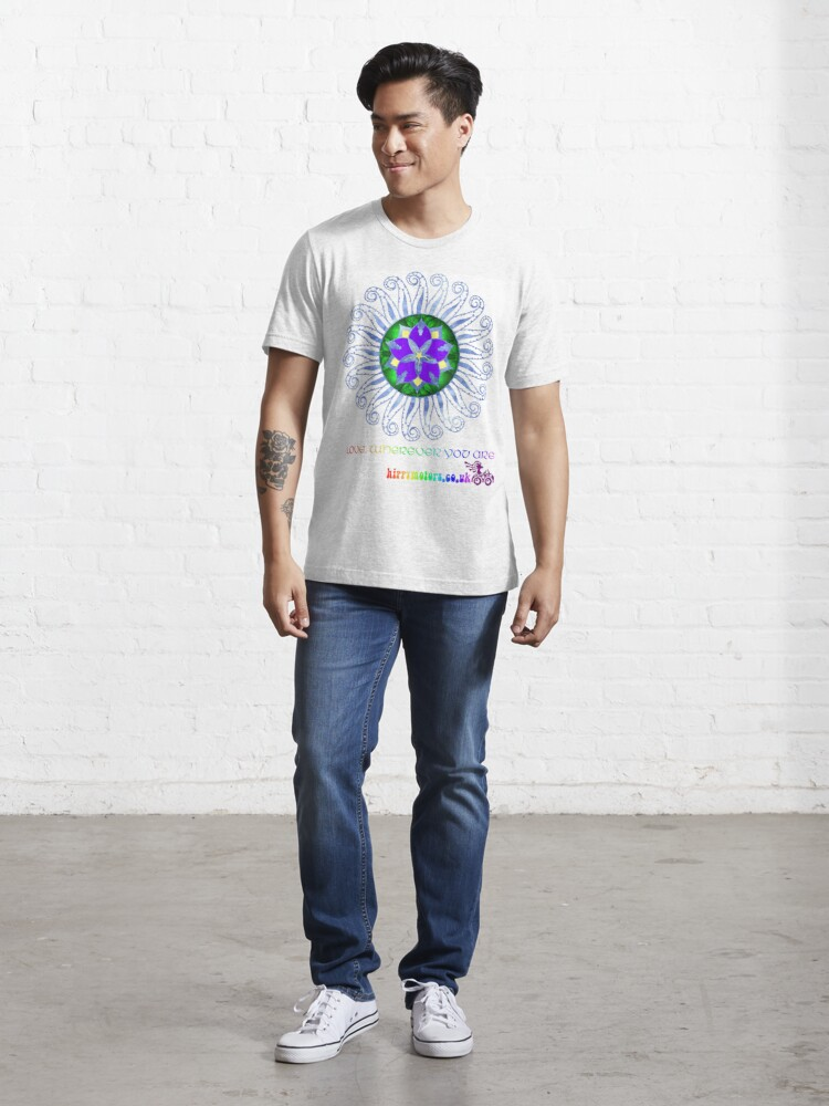 Alternate view of Mandala Essential T-Shirt
