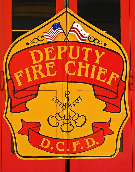 Deputy Fire Chief by Thaddeus Zajdowicz