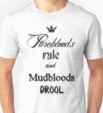Pureblood and Mudblood T-Shirt