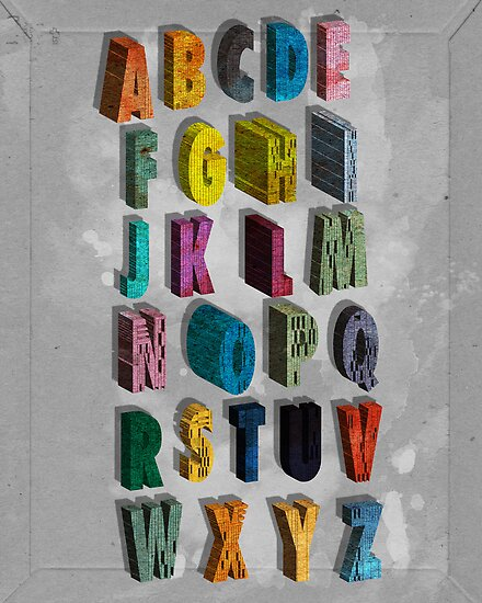 alphabet city by frederic levy-hadida