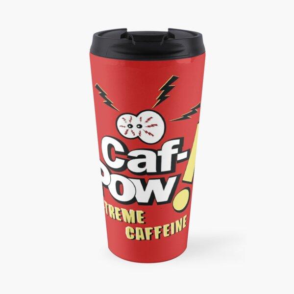 Caf-Pow - X-Treme Caffeine Variant Travel Mug