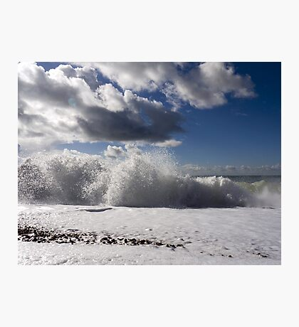 Sea & Sky 2 Photographic Print