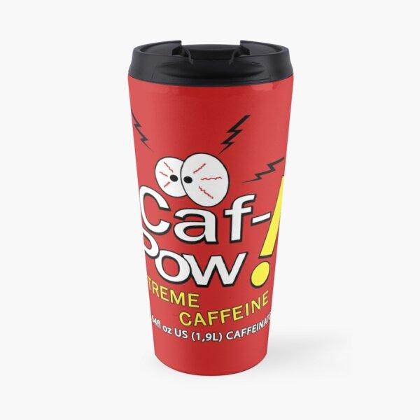 Caf-Pow - X-Treme Caffeine Original Travel Mug