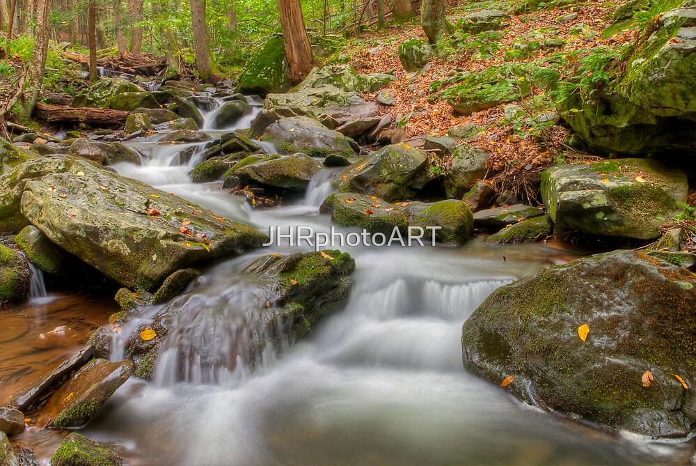 Mountain Stream by JHRphotoART