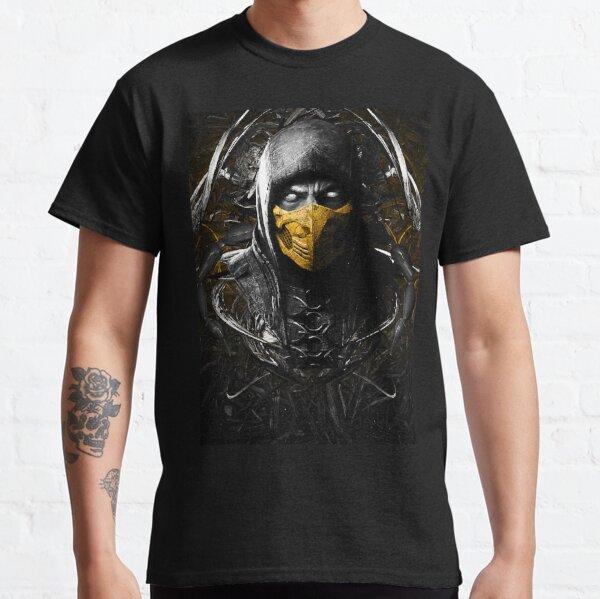 Mortal Kombat X Scorpion Classic T-Shirt