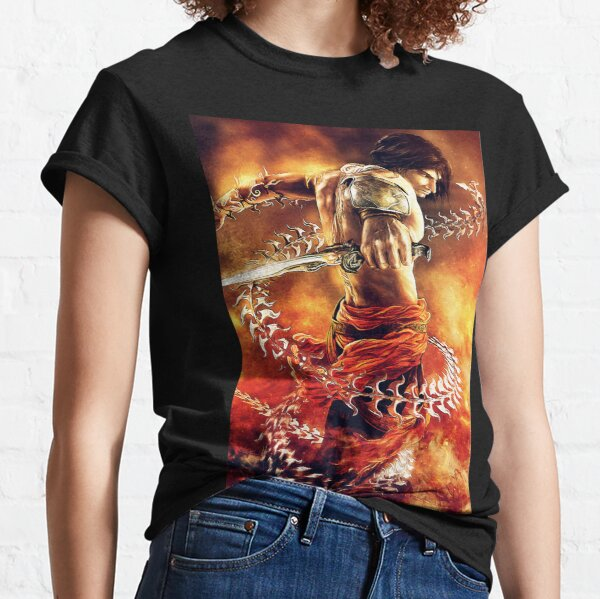 Prince of Persia two thrones  Classic T-Shirt