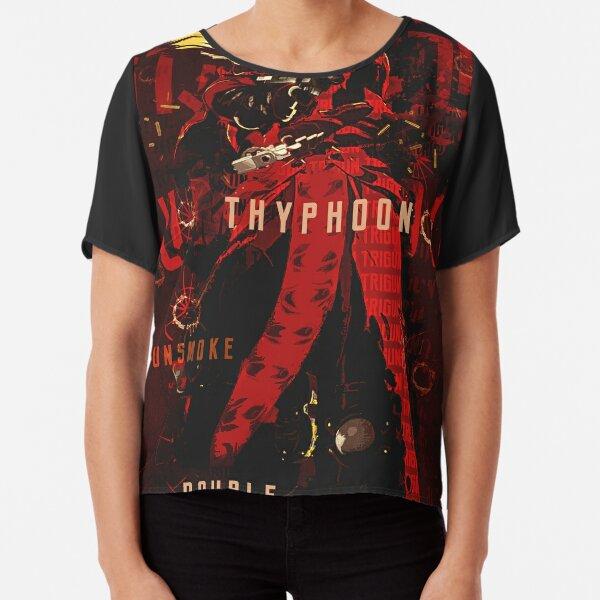Humanoid Thyphoon Chiffon Top