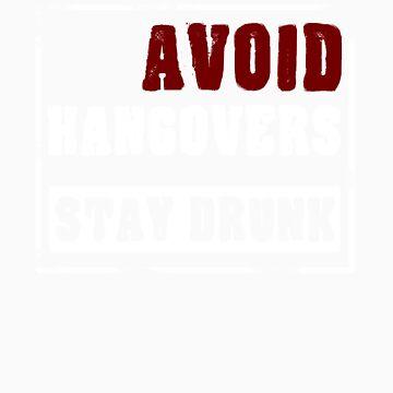 Avoid Hangover by anguishdesigns