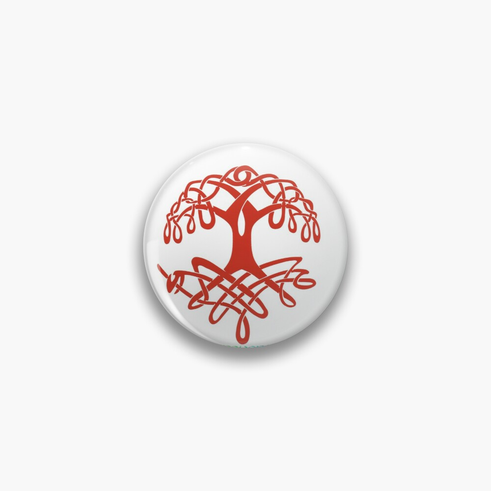Celtic Tree of Life Pin