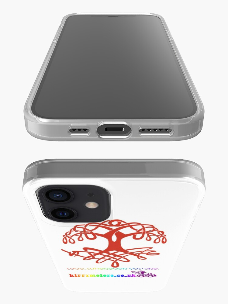 Alternate view of Celtic Tree of Life iPhone Case & Cover