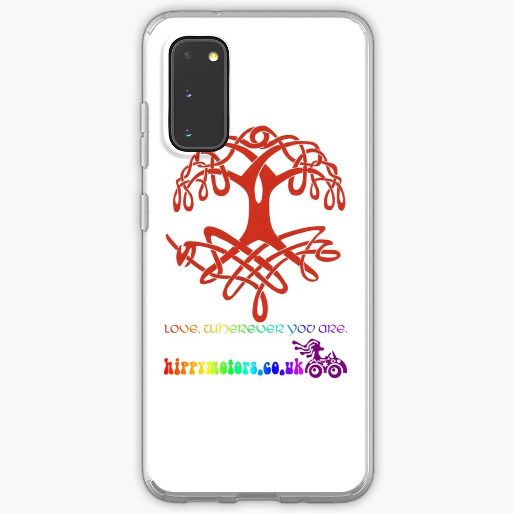 Celtic Tree of Life Case & Skin for Samsung Galaxy