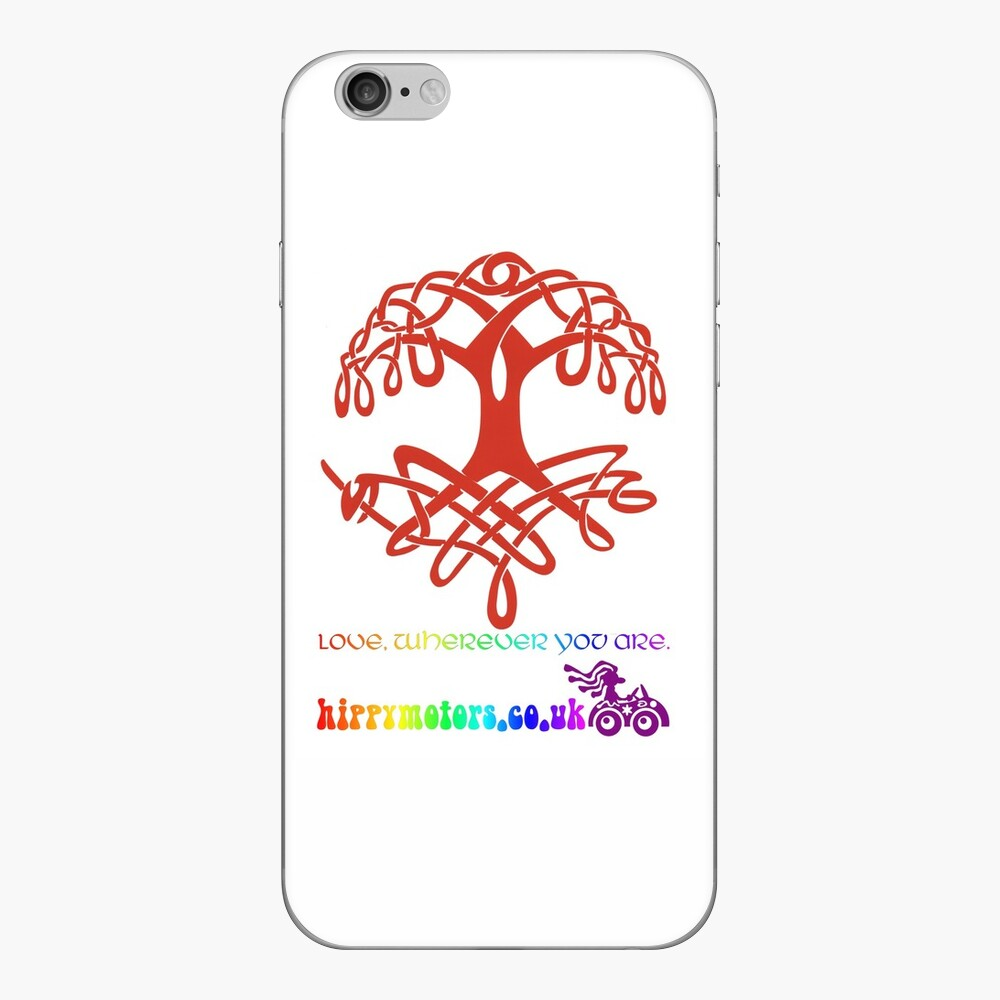Celtic Tree of Life iPhone Skin