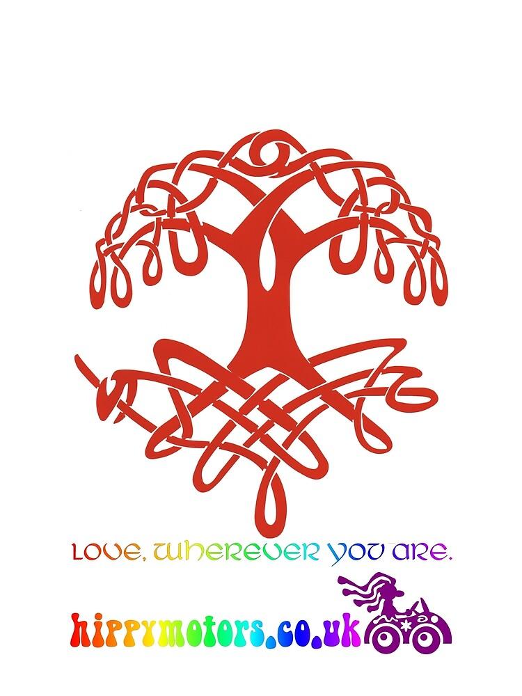 Celtic Tree of Life by HippyMotors