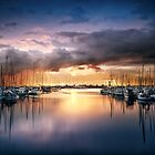 Manly Harbour by Ben Ryan