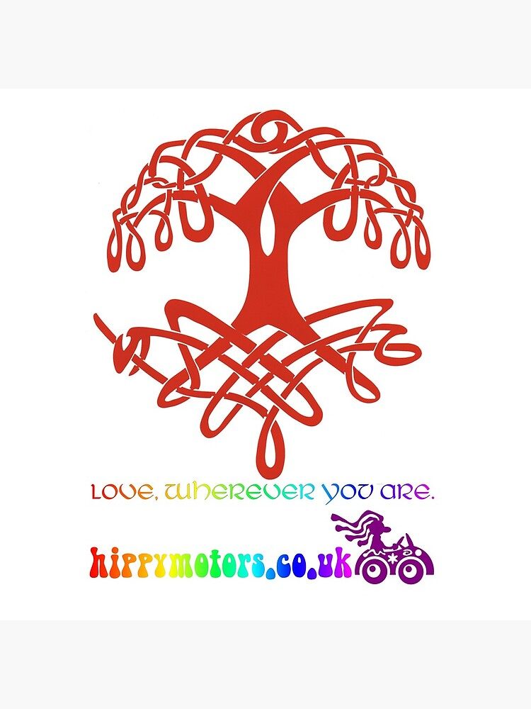 Celtic Tree of Life by HippyMotors