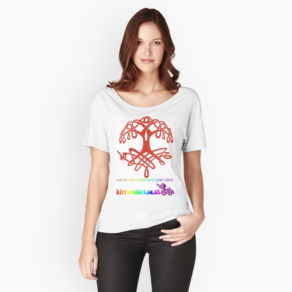 Celtic Tree of Life Relaxed Fit T-Shirt