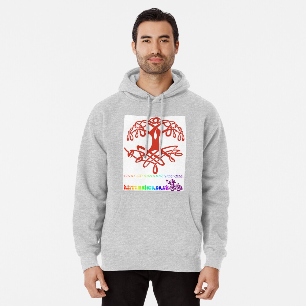 Celtic Tree of Life Pullover Hoodie