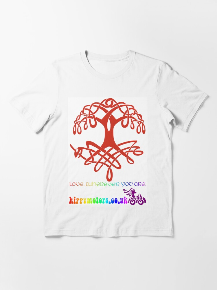 Alternate view of Celtic Tree of Life Essential T-Shirt