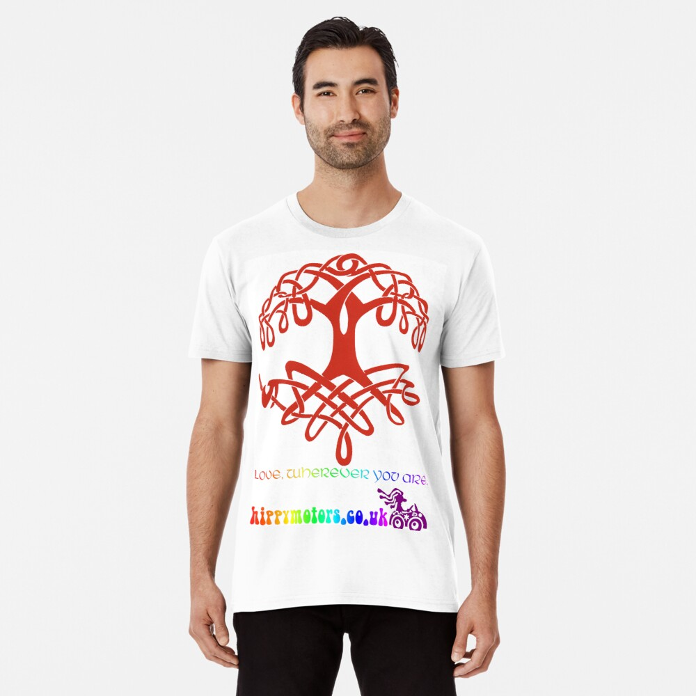 Celtic Tree of Life Premium T-Shirt