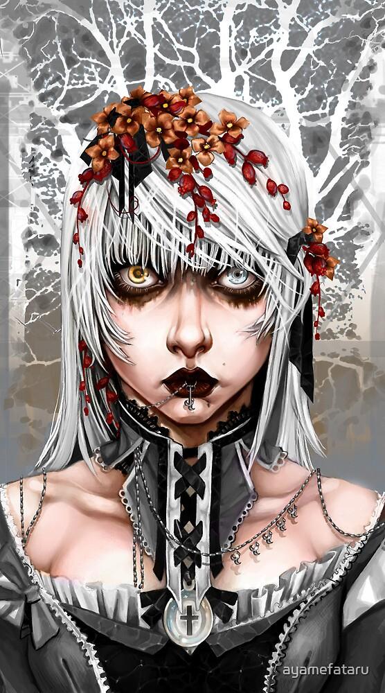 Spook by ayamefataru