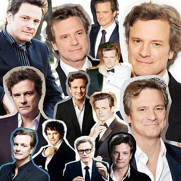Colin Firth by wwshd