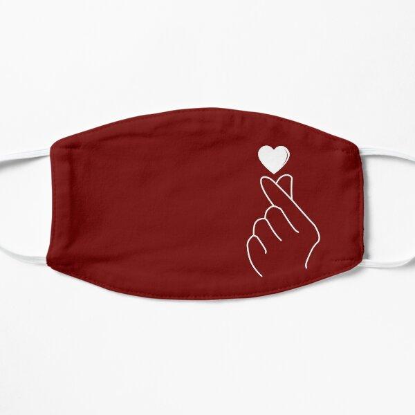 Finger Heart Korean Mask
