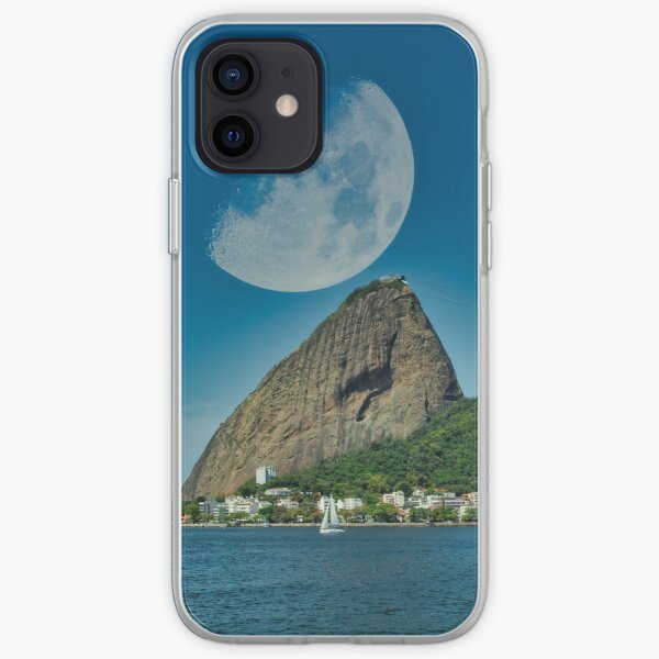Gajo Romário - The Moon and the The Mountain iPhone Soft Case