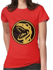 Tyrannosaurs Coin  Womens Fitted T-Shirt