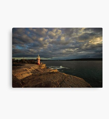 Hornby Lighthouse, South Head Canvas Print