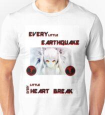 every little earthquake Unisex T-Shirt