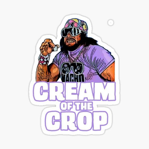 Cream of the Crop Sticker