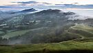 Malvern Hills Ridge by Cliff Williams