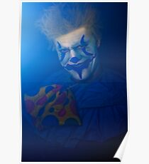 Clowns Are the Wave of the Future Poster