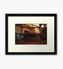 weaver Framed Print