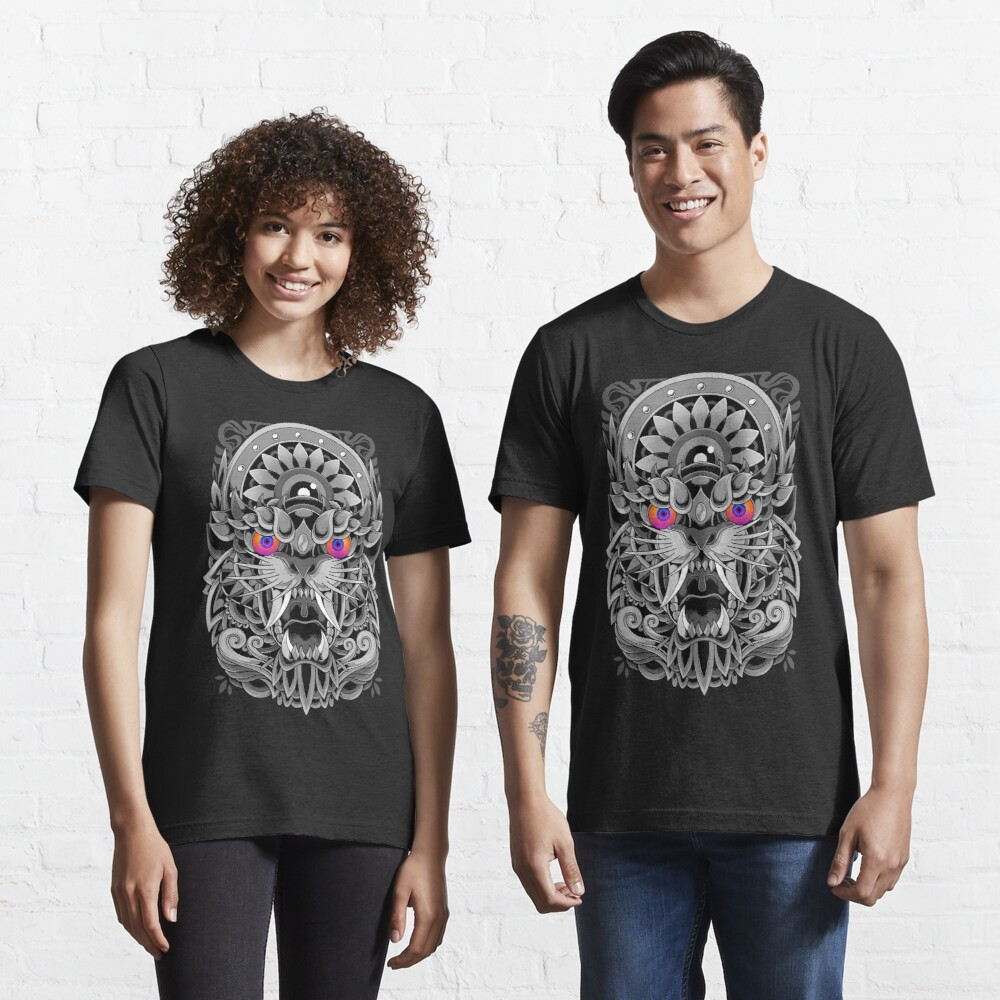 Angry Tiger  Essential T-Shirt